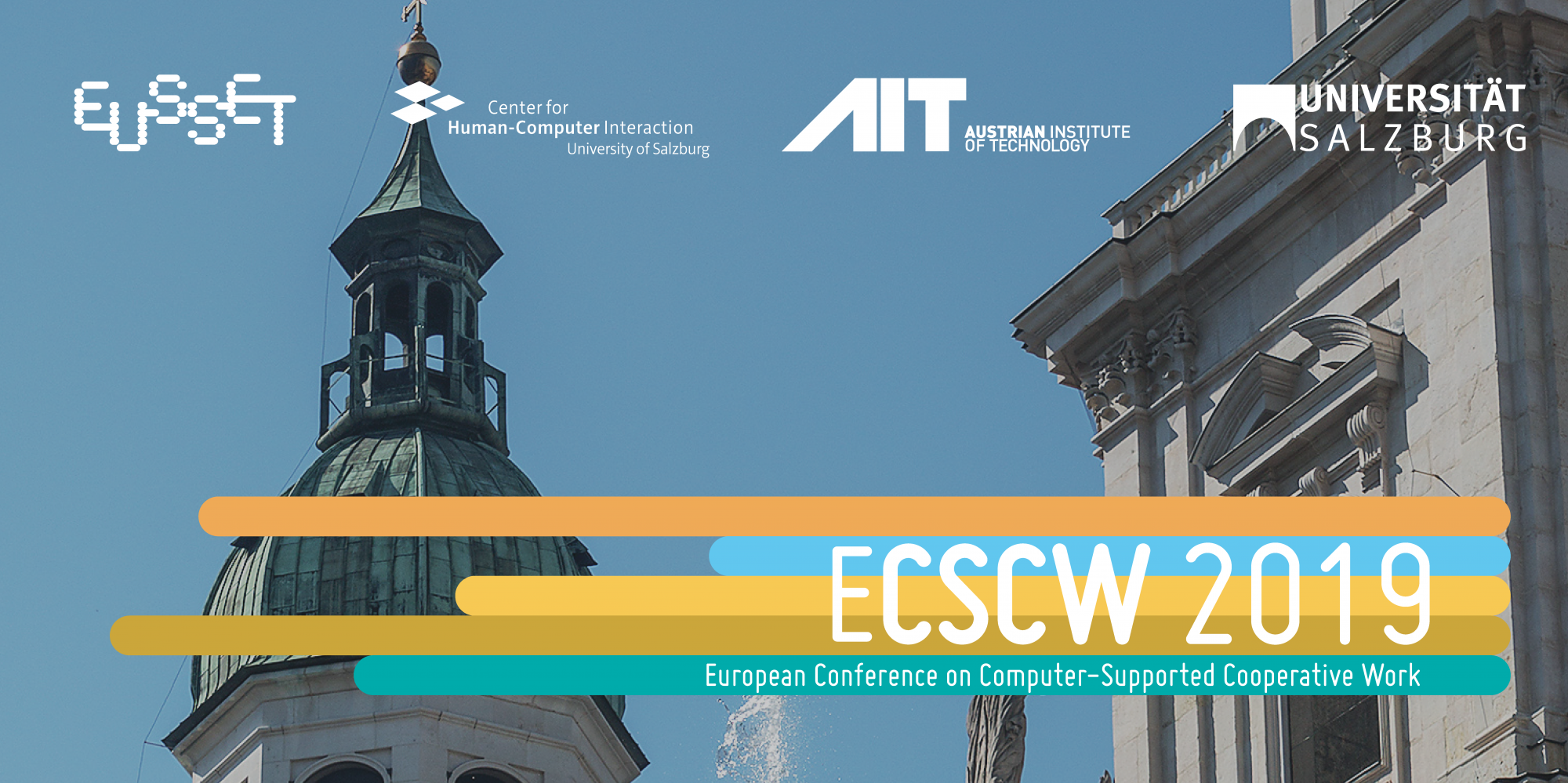 ECSCW 2019 – The 17th European Conference on Computer-Supported Cooperative Work