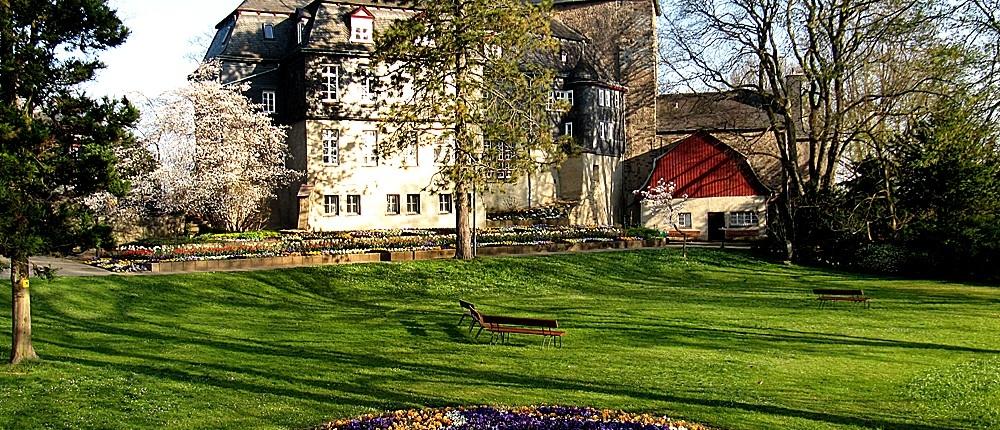 Schlosspark © 2018 Siegen Guide