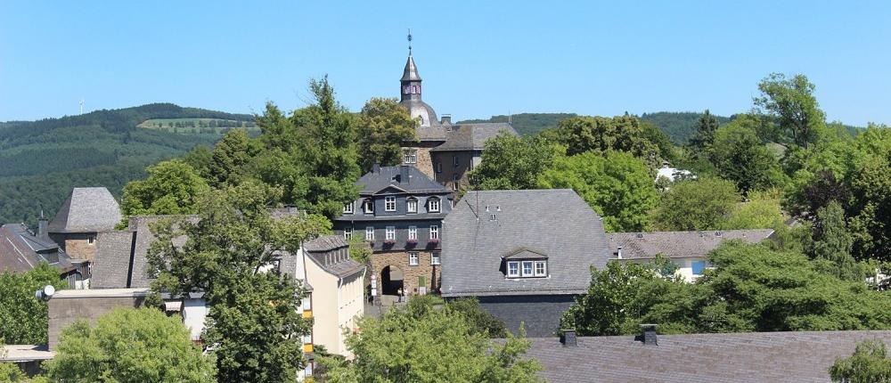 Oberes Schloss © 2018 Siegen Guide