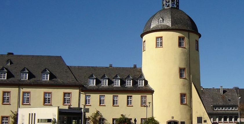 Unteres Schloss © 2018 Siegen Guide
